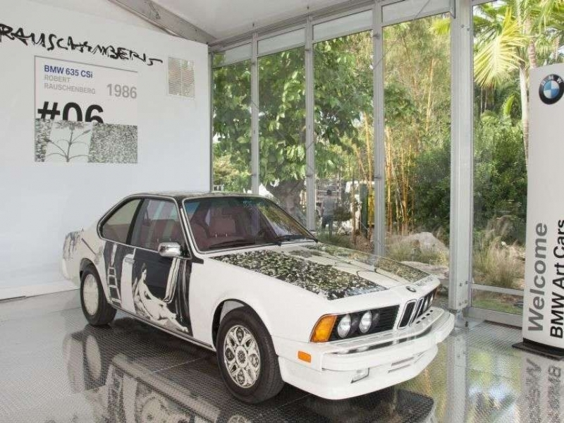 The Most Unique Cars In The World Something Unique In The World Of Racing Bmw Art Car Project