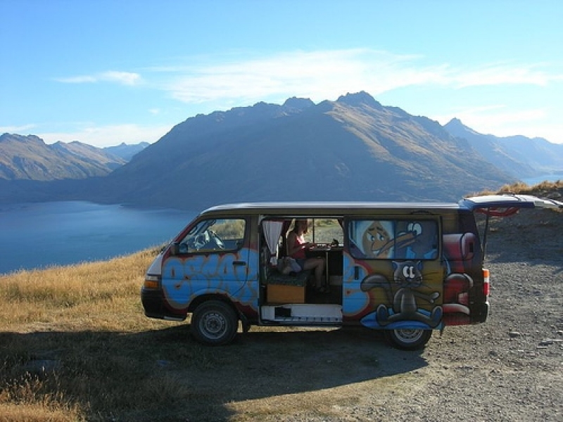 Transport Car Australia New Zealand 5 Ways To Travel Around New Zealand Backpackingmatt
