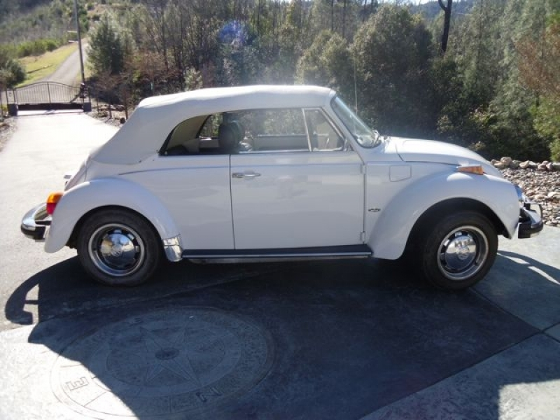 Vw Car Classic In 1977 1977 Vw Beetle Convertible For Sale Oldbug