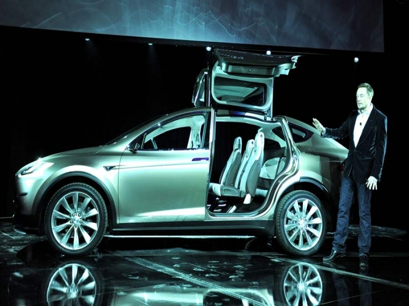 What Year Was Cars Released Tesla39s New Car A Luxury Suv With Wings
