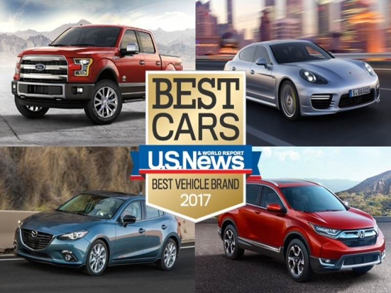2017 Best Cars To Buy 2016 Best Cars For The Money Us News Amp World Report