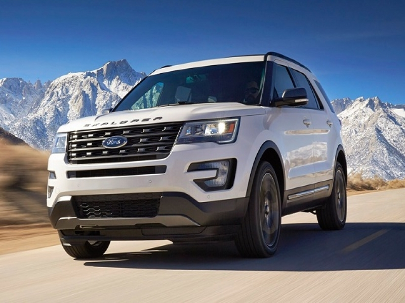 2017 New Car Models Ford	 2017 Ford Explorer Sport New Details Price 2017 2018 New Car