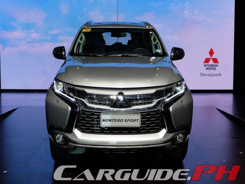 2017 New Car Models Philippines The Big One Mitsubishi Motors Philippines Launches All New