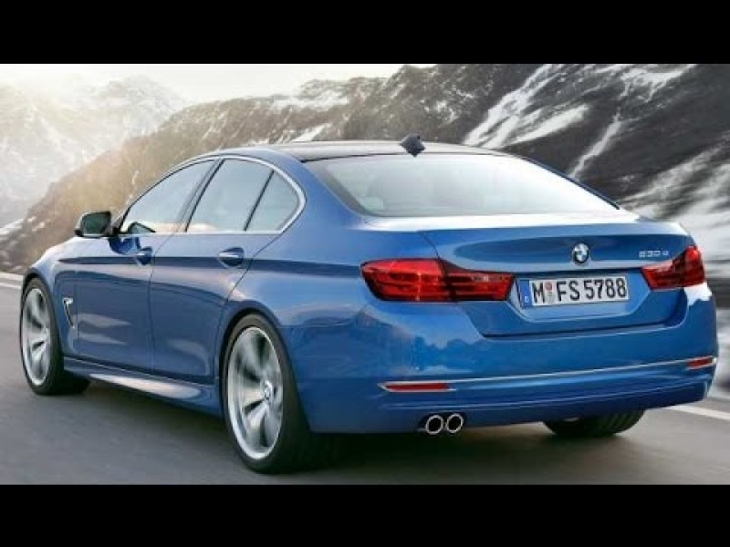 Bmw 2016 5 Series 2016 Bmw 5 Series Redesign Youtube