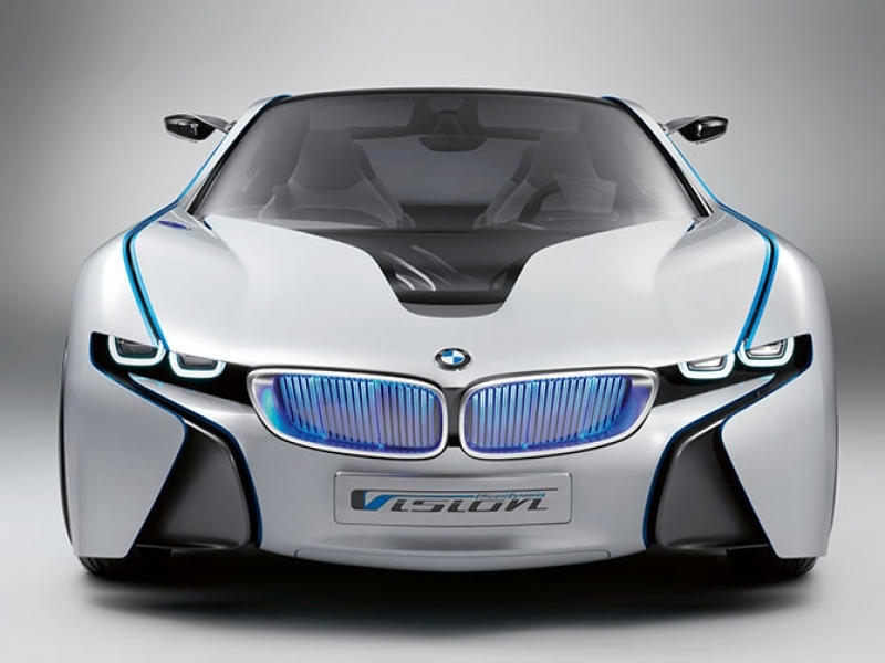 BMW Cars New Bmw39s New Vision 155 Mph Plug In Hybrid Wired
