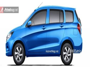 Celerio 7 Seater Maruti New Car 7 Seater Maruti Celerio 7 Seater Mpv Rendered