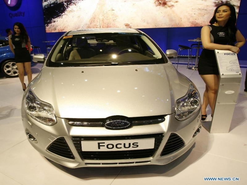 Latest Cars Philippines Cars Models At 10th Manila Intl Auto Show1 Chinadailycn