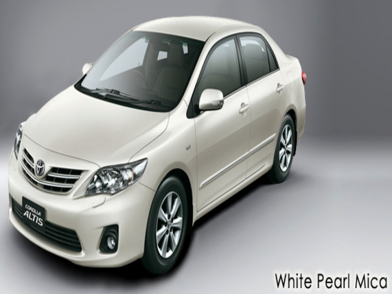 Latest Toyota Cars With Prices	 Toyota Corolla Altis Petrol Car Price In Kolkata Toyota Cars
