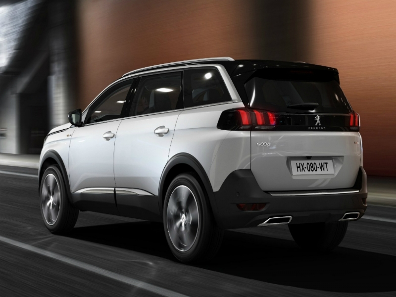 New Suv 2017 Uk New 2017 Peugeot 5008 Joins The Suv Crowd