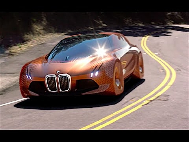 Newest BMW Cars Bmw Vision Self Driving Car World Premiere 2016 New Bmw Vision