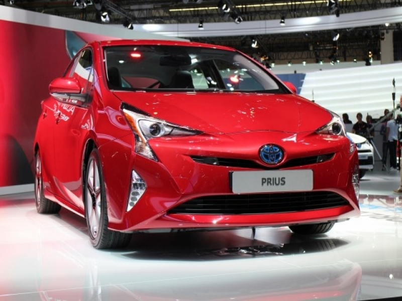 Toyota 2016 Models 2016 Toyota Prius Some Model And Trim Level Information Revealed