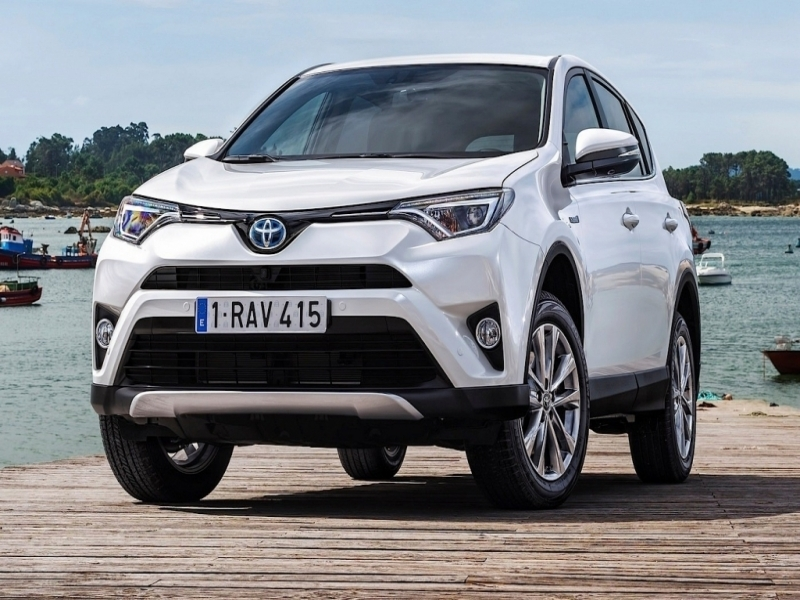 Toyota SUV 2016 Models 2016 Toyota Rav4 Hybrid One Limited Edition Marks European Debut