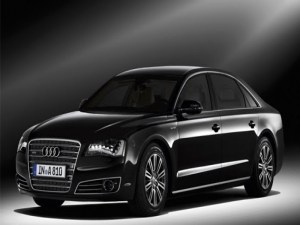 Audi Latest Cars Models Panzer On Wheels Audi Unveils The Armored 2011 A8 L Security