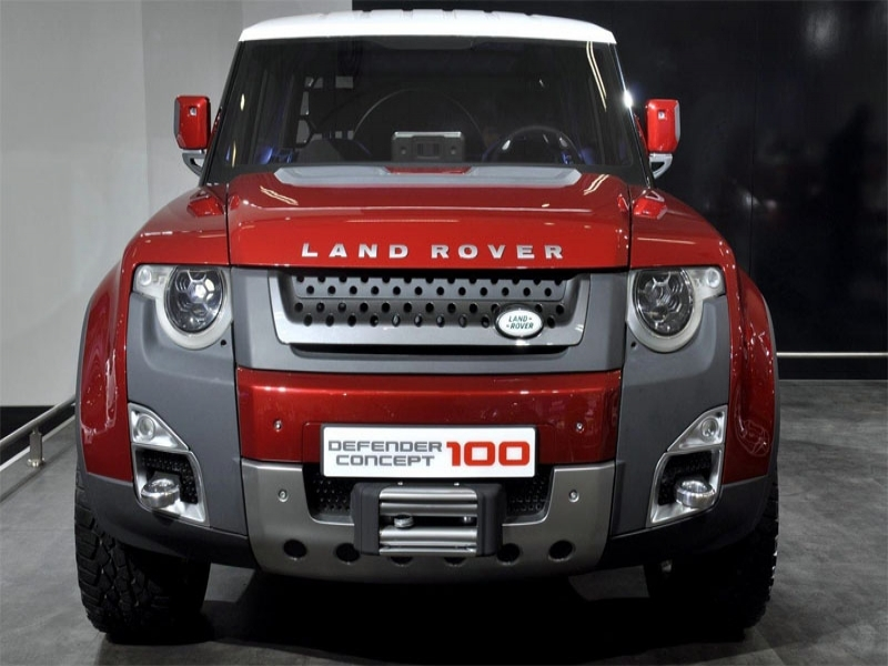 Latest Car Models 2016 New 2016 Land Rover Defender Concept Future Cars Models