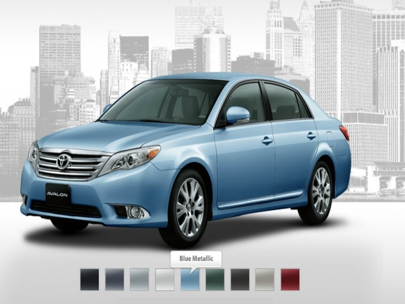 Latest Car Models In Pakistan Toyota New Shape Avalon 2013 Car Model Review Itsmyviews