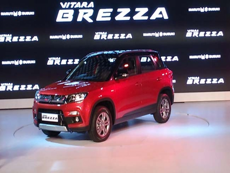 Maruti Suzuki New Car Brezza After Maruti Suzuki Vitara Brezza Indian Engineers To Head