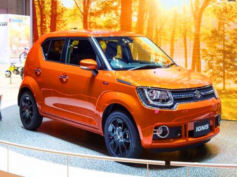 Maruti Suzuki Upcoming Cars Images Maruti Suzuki Ignis To Be Launched Ahead Festive Season Upcoming