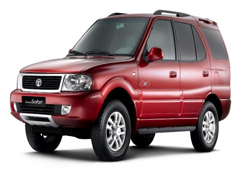 Tata Safari Car Vehicle Tata Safari Specification Features Mileage Review And Pictures