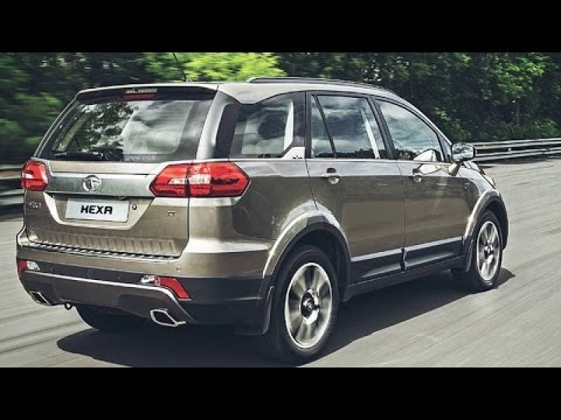 Tata Suv Hexa 2016 Tata Hexa Crossover Suv First Look India Preview Price
