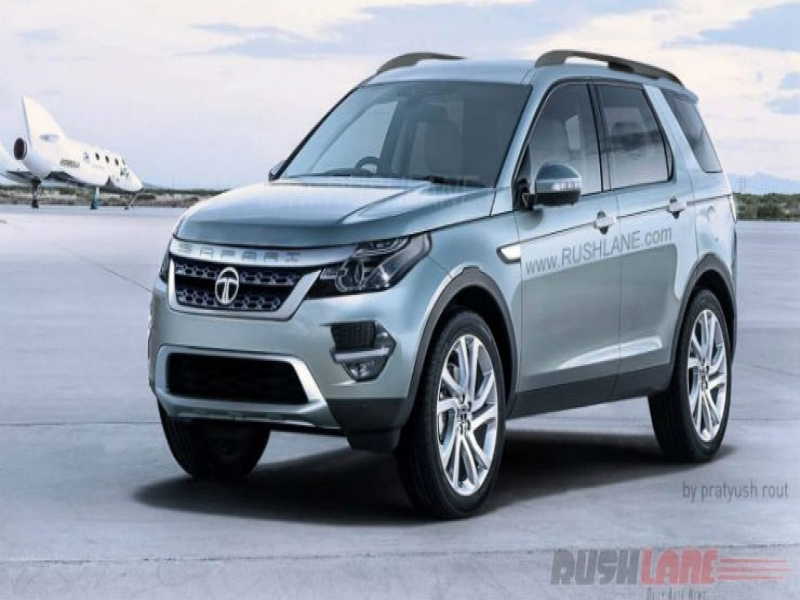 Upcoming Tata Safari Photo	 Tata39s 5 New Suvs For India
