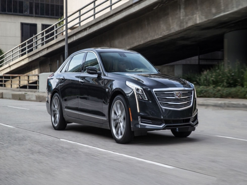 2017 Cadillac The 2017 Cadillac Ct6 Doesnt Want To Be A Bmw