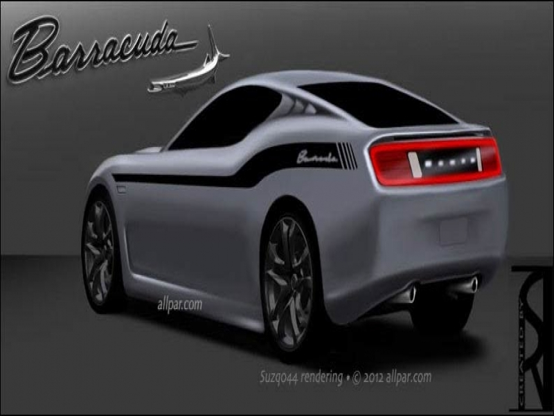 2017 Muscle Cars Coming Out 2019 Dodge Barracuda The Rumored Muscle Car