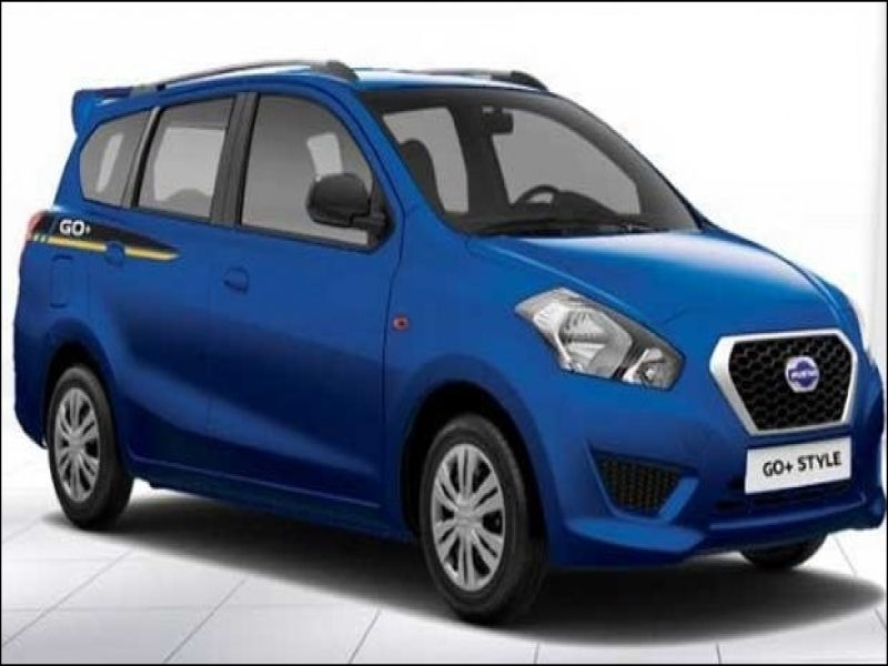 Datsun Redi Go 7 Seater Price	 Datsun Go And Go Style Special Editions Launched In India