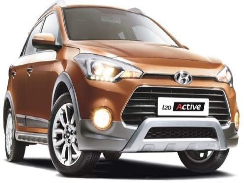 Hyundai I20 Active Price	 Hyundai I20 Active Price Specs Review Pics Mileage In India