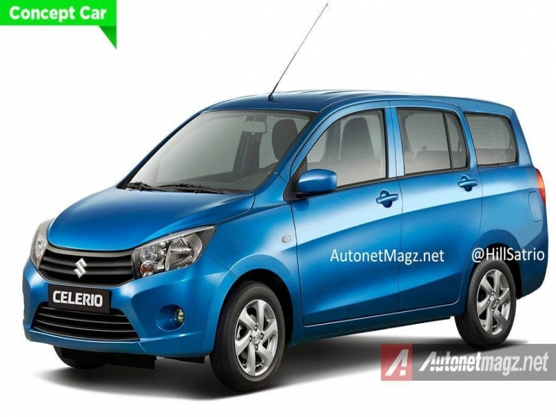 Maruti Suzuki 7 Seater Car Maruti Suzuki Developing Budget Mpv Based On Celerio Indian