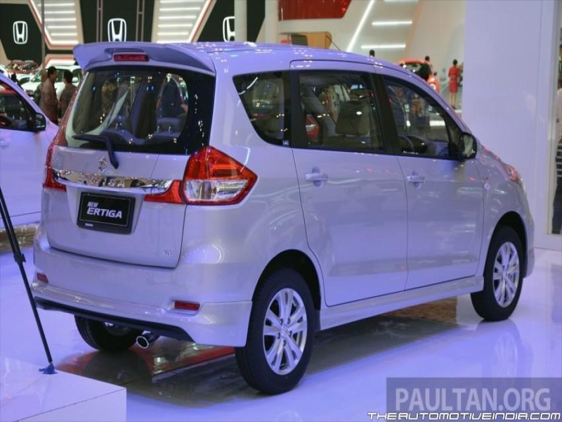 Maruti Suzuki 7 Seater Car Maruti Suzuki Ertiga Facelift At Launched At 599 Lakhs Page 4