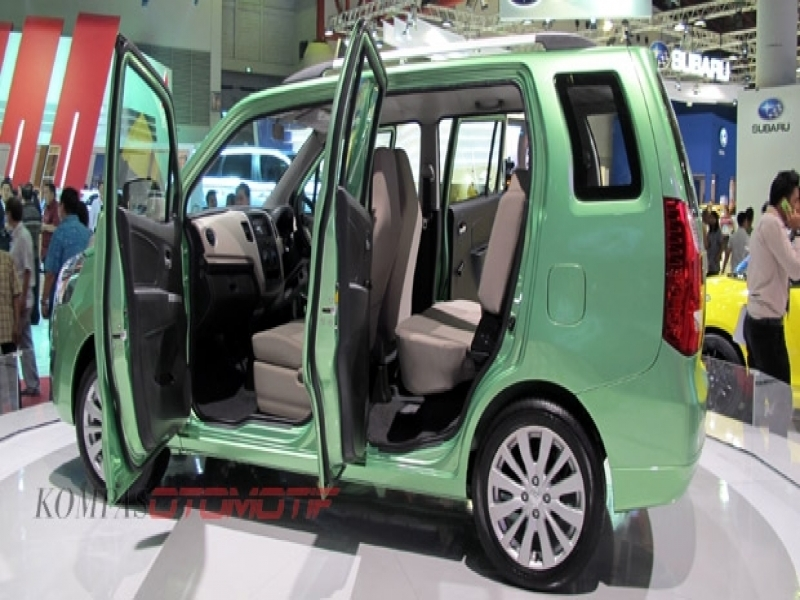 Wagon R 7 Seater Launch Date Seven Seater Wagonr To Be Launched This Year Against Go Mpv