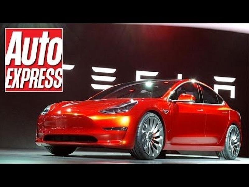 2017 New Car Models Youtube Price New Tesla Model 3 Price Specs Pictures And 2017 Uk Release Date