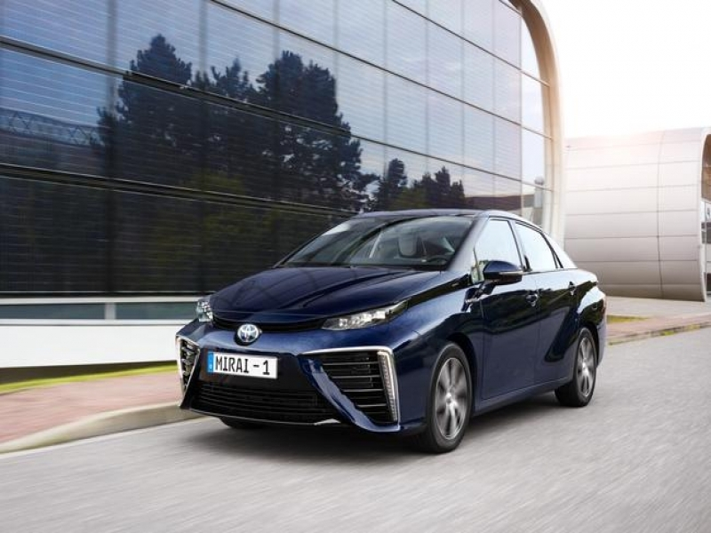 2017 Toyota Mirai Price 2017 Toyota Mirai Price Unchanged But Now Leases From 349month