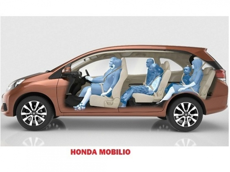 7 Seater Car Price Honda Mobilio India Launch Honda Is All Set To Launch Its First