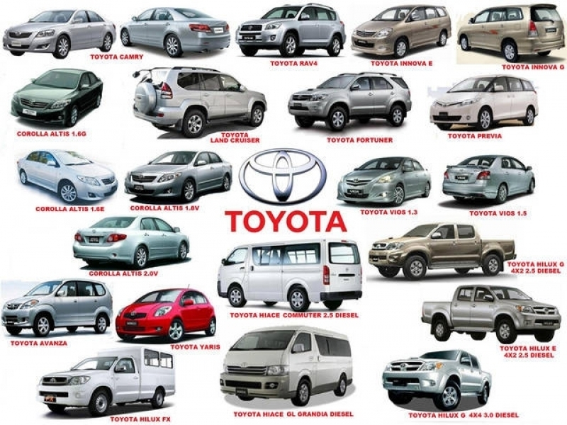 Best All Toyota Models Price Best All Toyota Models Price Specs And Release Date Car Release