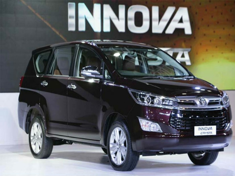 Best All Toyota Models Price New Toyota Innova Crysta Launched In Mumbai Price Specifications