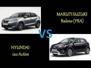 Best I20 Active Vs Baleno Price Maruti Suzuki Baleno Vs Hyundai I20 Active Comparison Review