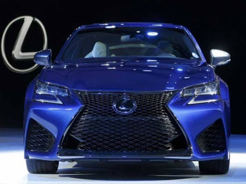 Best Latest Toyota Cars In Japan Toyota Unveils Modified Lexus Gs Driver Less Car In Japan The