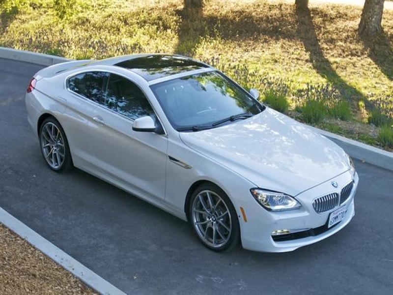 BMW Autotrader Price 2015 Bmw 6 Series New Car Review Autotrader