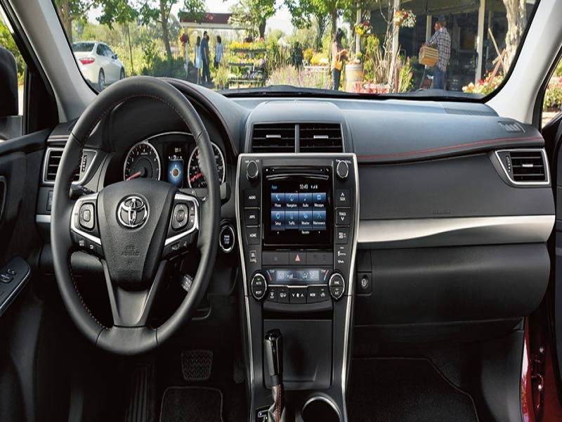 Latest 2017 Toyota Cars Price 2017 Toyota Camry Mid Size Car Demands Respect At Every Corner