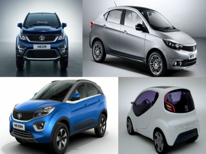 Latest Car Models In Tata Cars Tata Motors To Launch 5 New Vehicles In 2017 18 All You Need To Know