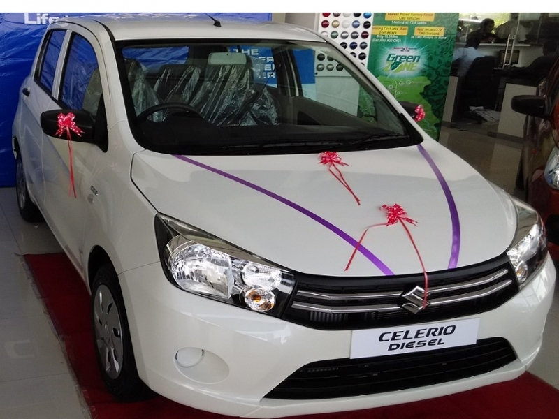 Latest Launch Date Of Celerio Diesel Price Maruti Celerio Diesel Launched At Amazing Price Tag 488 To 596