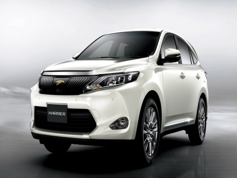 Latest Used Toyota Cars Price Toyota Harrier For Sale In Myanmar Toyota Harrier Car Price