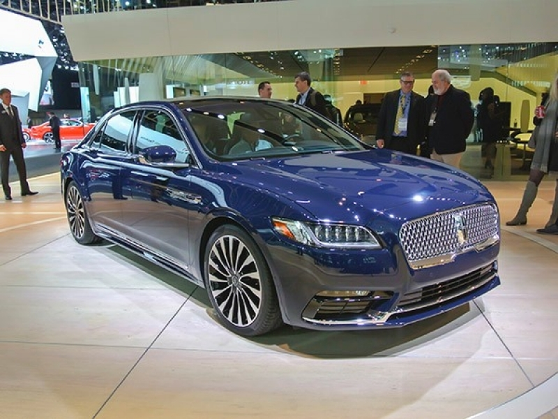 Lincoln New Cars 2017 Price 2017 Lincoln Continental Debuts Kelley Blue Book
