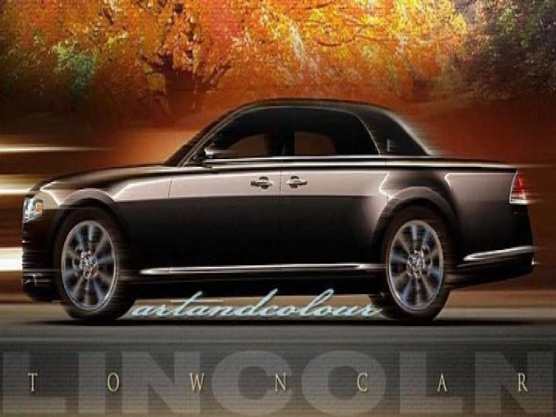 Lincoln New Cars 2017 Price 2017 Lincoln Town Car Concept Price Specs Release Date