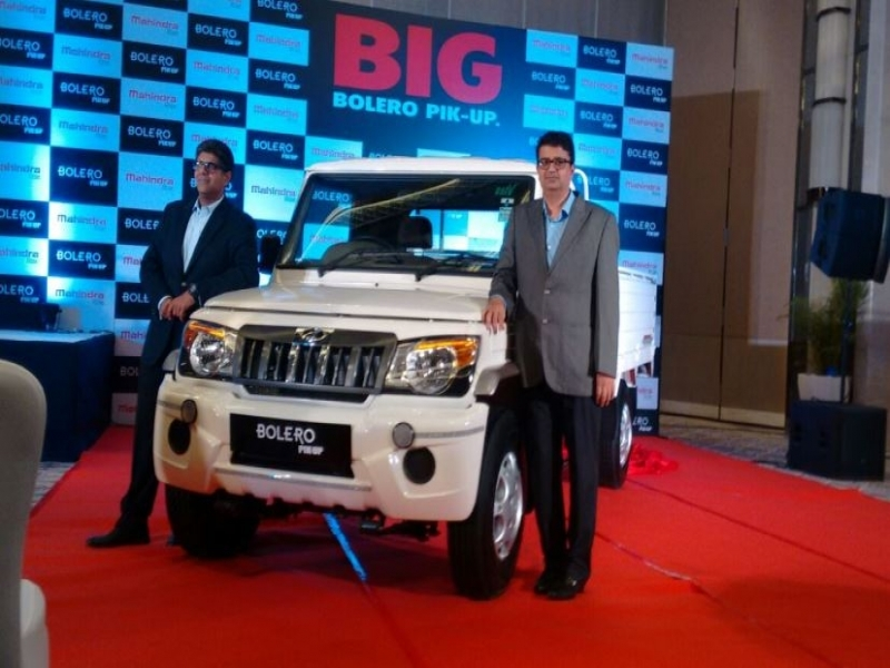 Mahindra Upcoming Bolero Price Mahindra Bolero Pik Up Launched Price In India Starts At Rs 615
