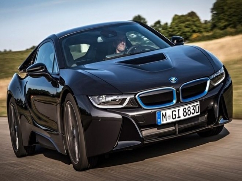 Newest BMW Cars Price New Bmw I8 Hybrid Sports Car Priced From 135700 In Us