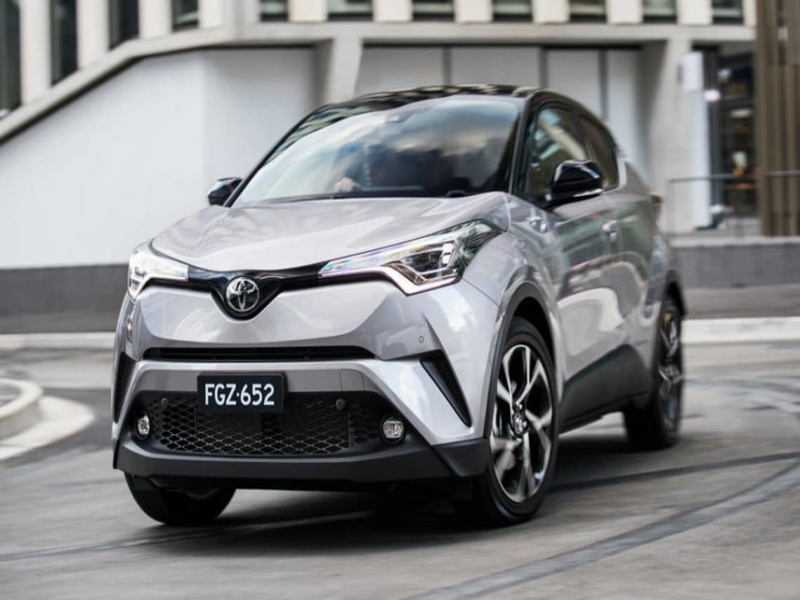 Toyota New Car 2017 Price 2017 Toyota C Hr New Car Sales Price Car News Carsguide