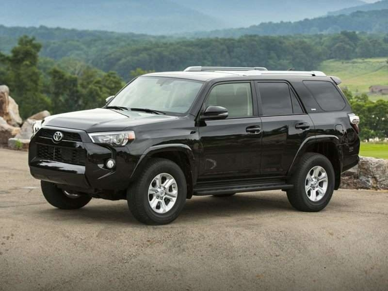 Toyota SUVs And Crossovers Price Breaking Down 10 Of The Best 4x4 Suvs Autotel
