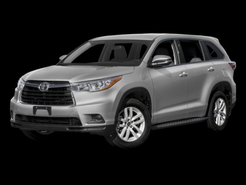 Toyota SUVs And Crossovers Price New 2016 Toyota Suv Prices Nadaguides